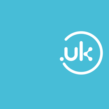 dot UK domain names from